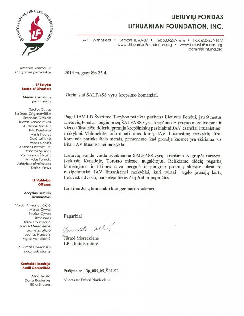 SALFASS taure - LF