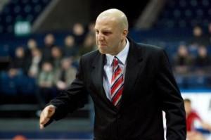 Treneris Aurimas Matulevičius
